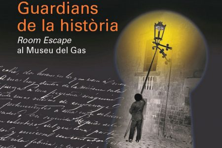 Guardianes de la historia. Room Escape en el Museo del Gas